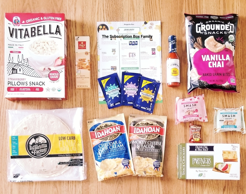 The Subscription Box Family Subscription Box Reviews From